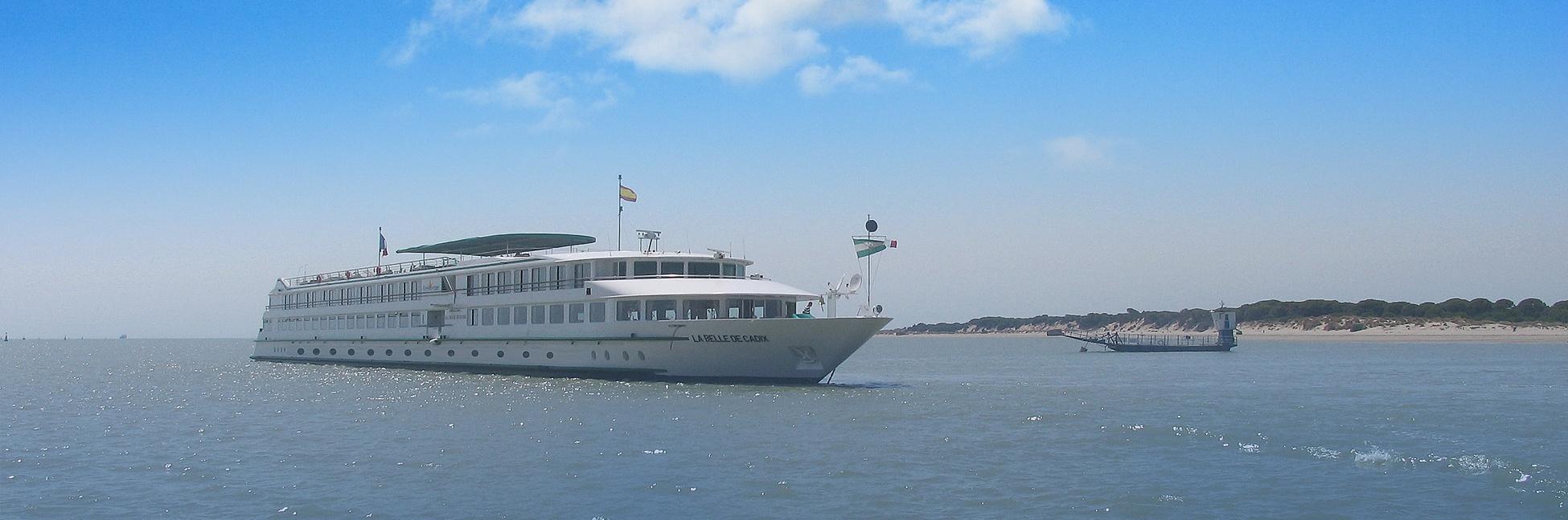 MS Belle de Cadix en navigation