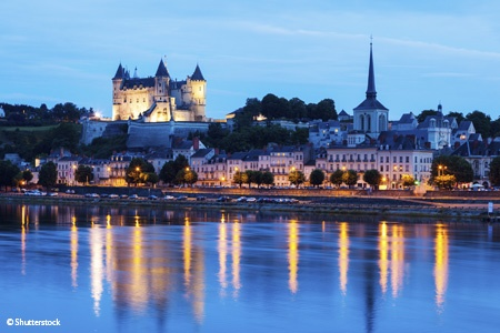 The Loire Valley, a Royal legacy (port-to-port cruise)