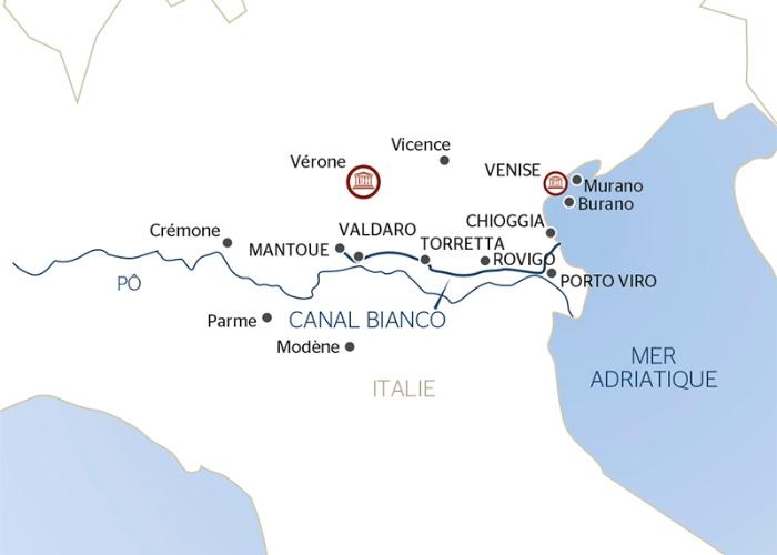 Croisière De Venise, la cité des Doges, à Mantoue, bijou de la Renaissance (formule port-port) - 9