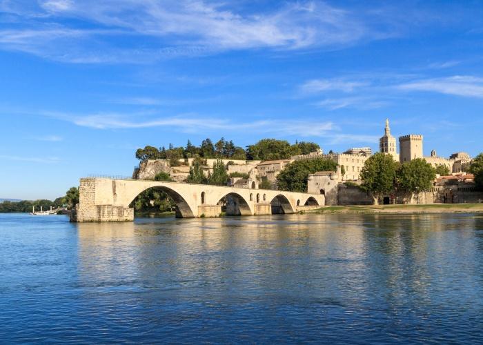 Noël Provençal et la vallée du Rhône (formule port/port)