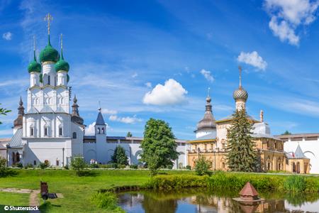 Au fil des fleuves de Russie, de Saint-Petersbourg à Moscou - 1