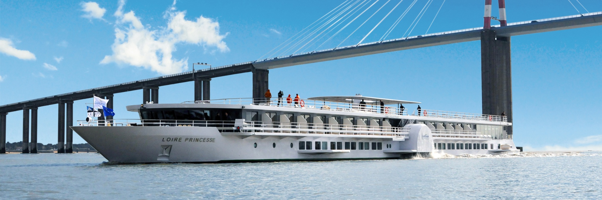 Innovations] TV report: CroisiEurope\'s Loire Valley cruises ...