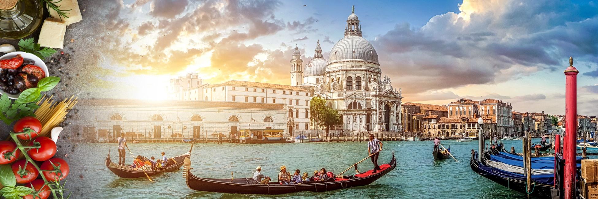 Délicieuse Venise!