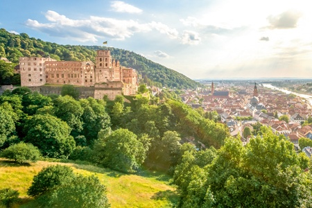 Romantic German Sites and the Charming Neckar Valley-1
