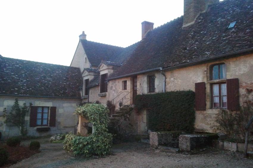 House in Apremont-sur-Allier