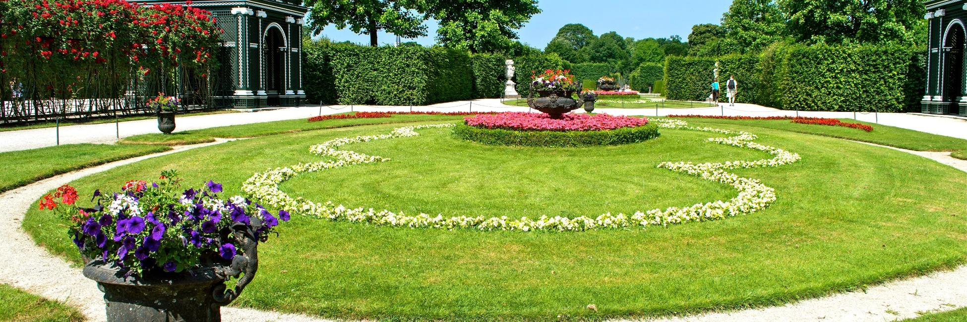 Palais de Schonbrunn en Autriche