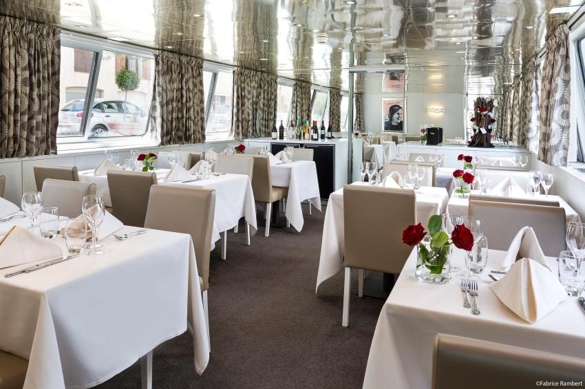 Restaurant de la péniche Anne-Marie