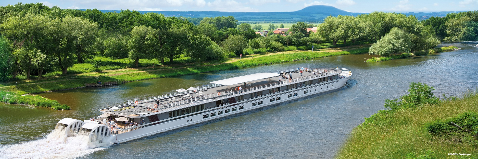 MS Elbe Princesse, navire 5 ancres