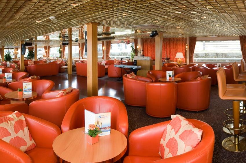 Espace salon bar