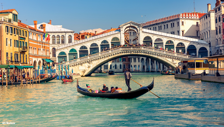Pont du Rialto, Venise