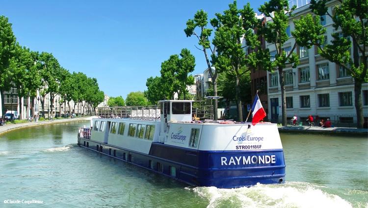 Péniche Raymonde