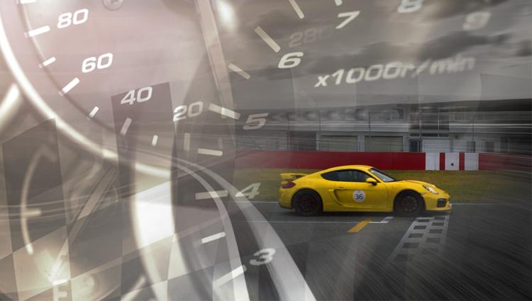 Porsche Rallye croisière