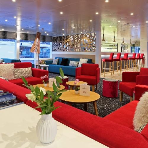 Salon bar de l'Elbe Princesse
