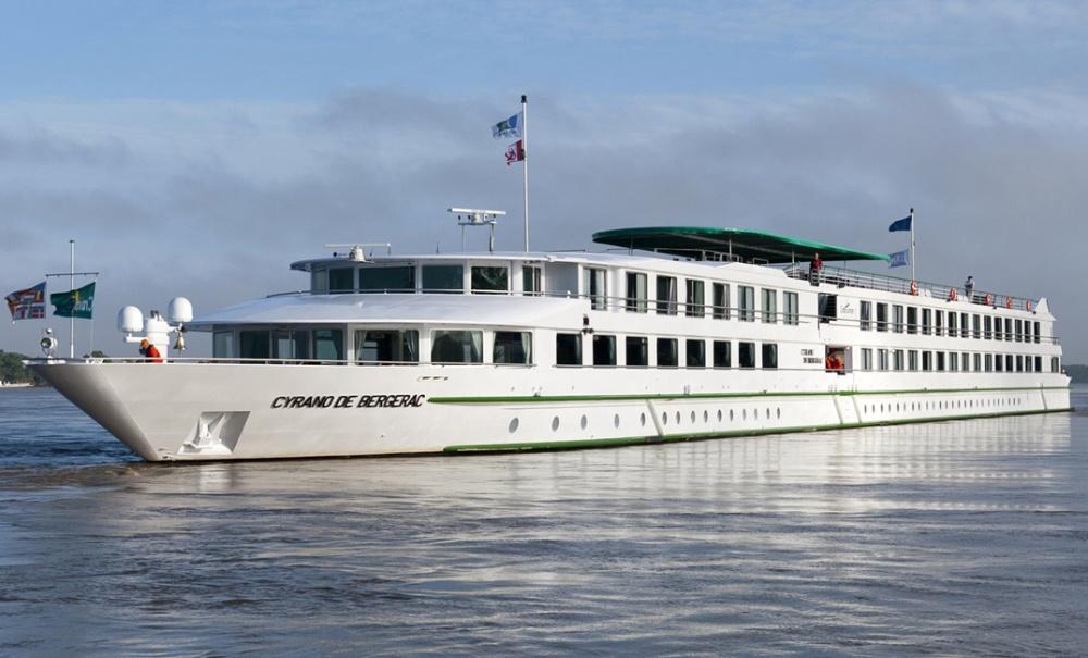 MS Cyrano de Bergerac, navire 5 ancres