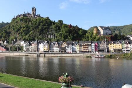 Croisière Randonnée : 4 fleuves, les vallées de la Moselle, de la Sarre, du Rhin romantique et du Neckar (formule port/port) - 4