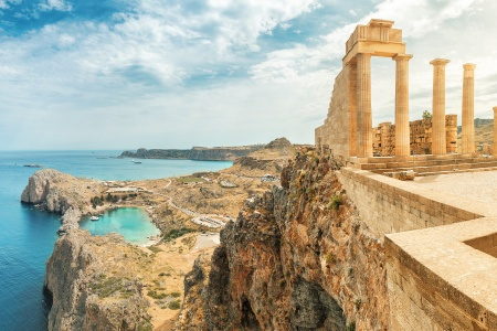The Mysterious Cyclades and Dodecanese Islands in the Aegean Sea Antiquity in Athens (port-to-port cruise)