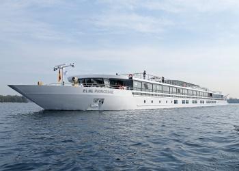 MS ELbe Princesse en navigation