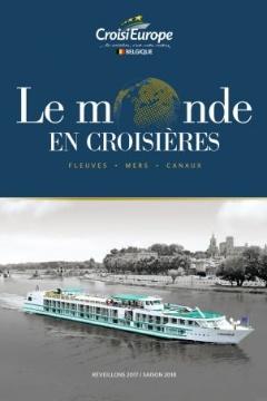 Brochure individuelle CroisiEurope Belgique 2017/2018