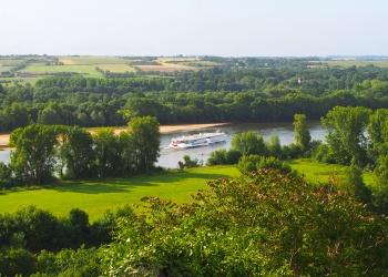 MS Loire Princesse en navigation