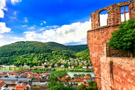 The Romantic Rhine Valley and the Rock of Lorelei (port-to-port cruise)