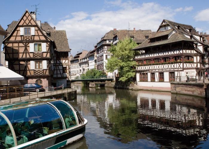 Allemagne - Suisse - Croisière La Moselle, la Vallée du Rhin Romantique et les Charmes de l'Alsace et de la Suisse