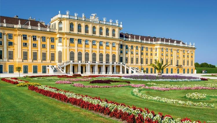 Château de Schonbrunn, Vienne