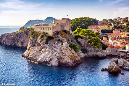 Croisière randonnée dans les Balkans : Croatie, Grèce, Albanie et Monténégro (formule port/port)