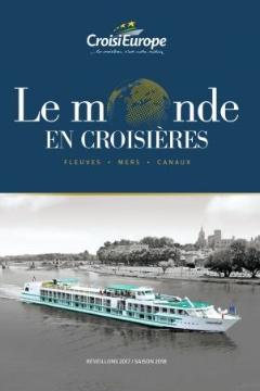 Brochure individuelle CroisiEurope 2017-2018
