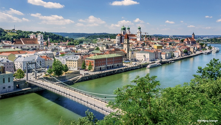 Paussau, Allemagne