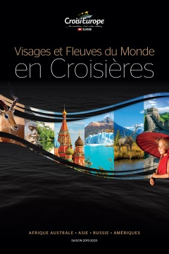 Brochure croisières Fleuves du Monde CroisiEurope 2019-2020