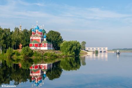 Au fil des fleuves de Russie. De Saint-Petersbourg à Moscou - voyage  - sejour