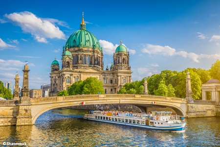 From Prague to Berlin: Cruise on the Vltava and Elbe Rivers (port-to-port cruise)