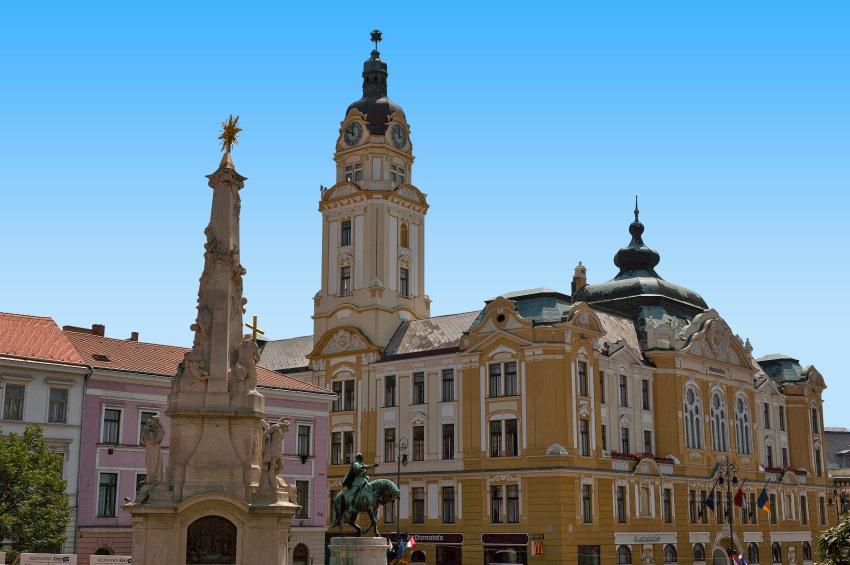 Pecs en Hongrie