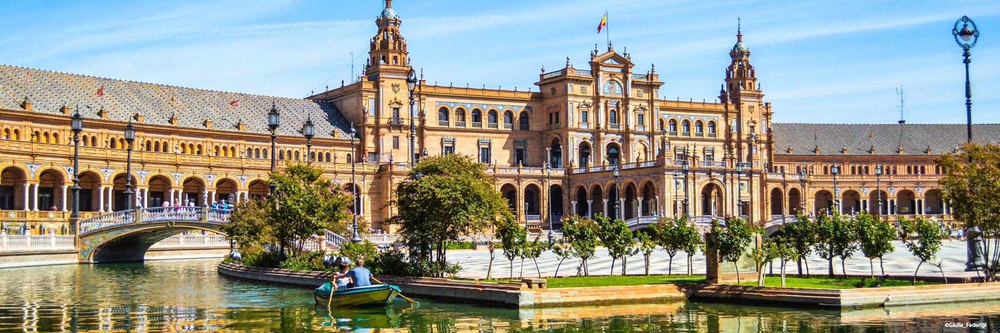 Place d'Espagne, Seville