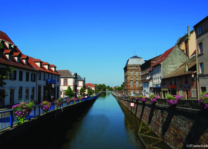 Croisière Le canal de la Marne au Rhin - 10