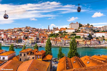 Le Douro, l'âme portugaise (formule port/port) - 1