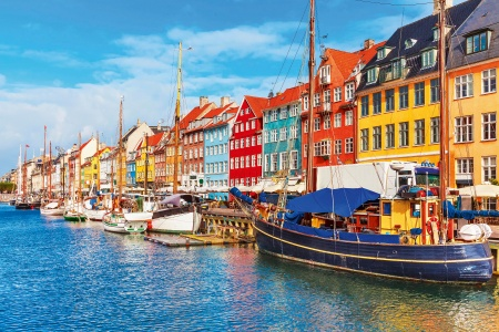 From Copenhagen to Berlin: The Baltic Sea, the Oder and Havel and Elbe Rivers (port-to-port cruise)