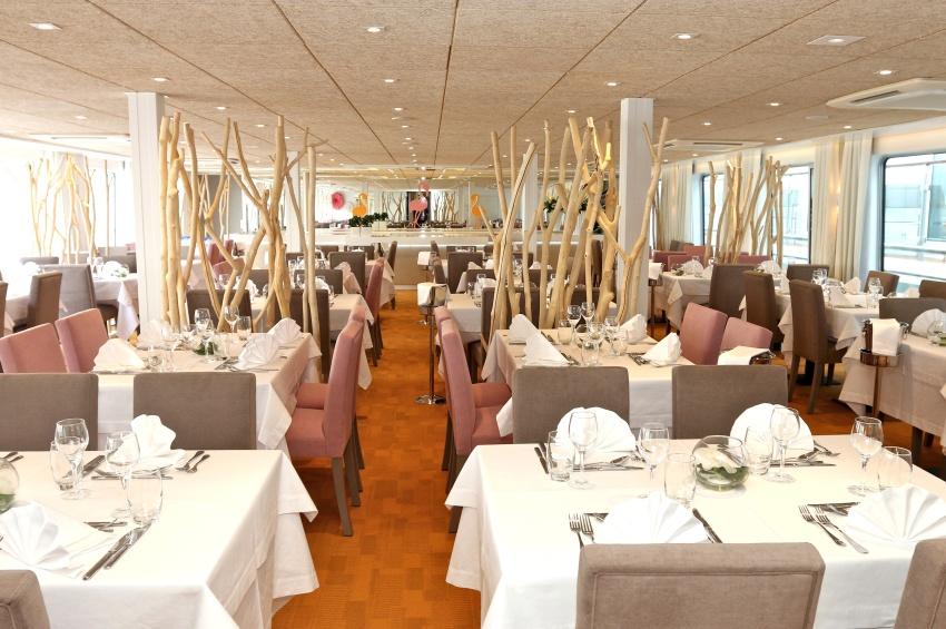 Restaurant du MS Camargue