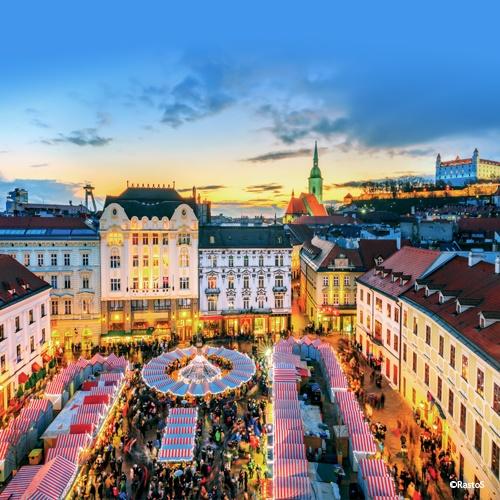 Marché de Noël de Bratislava