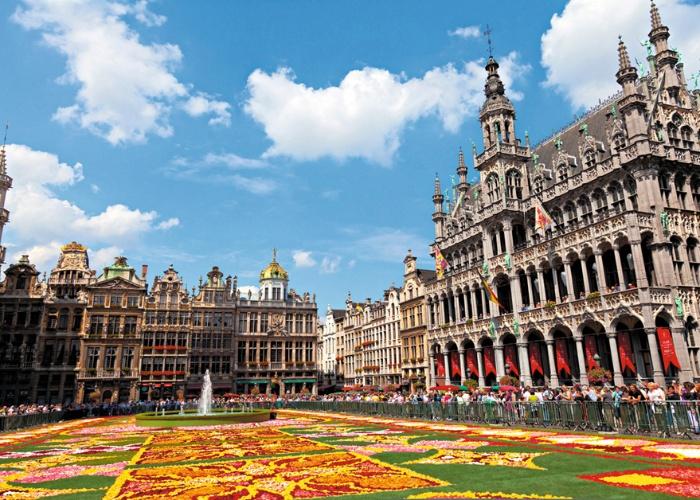 Croisière A travers les Pays-Bas et la Belgique - 14