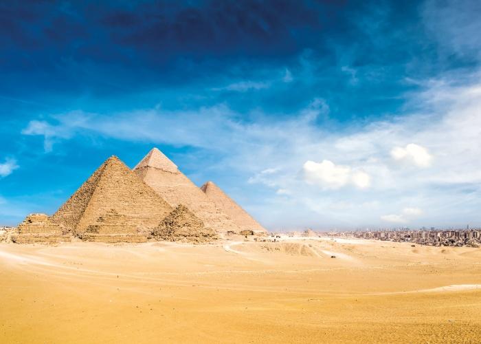 Le Caire & croisière sur le Nil : sur la Terre des Pharaons