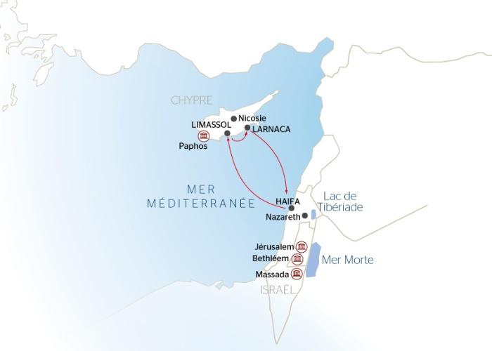 Croisière Chypre et la Terre Sainte - 10