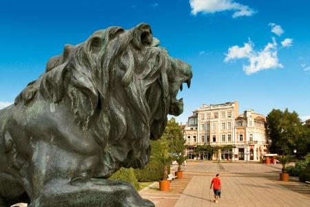 Rousse en Bulgarie