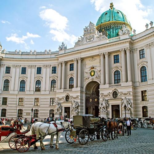 Palais Hofburg, Vienne