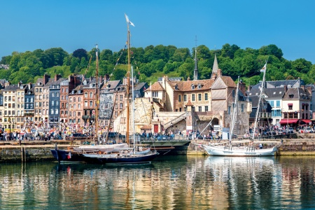 Authentic Normandy: Charming Villages, Traditional Food, and Classic Sites (port-to-port cruise)