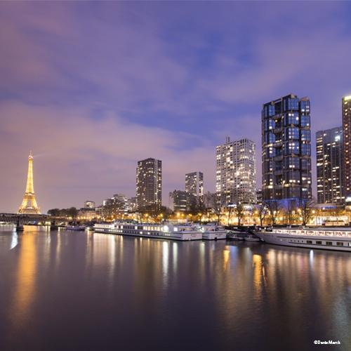 Quai Grenelle, Paris