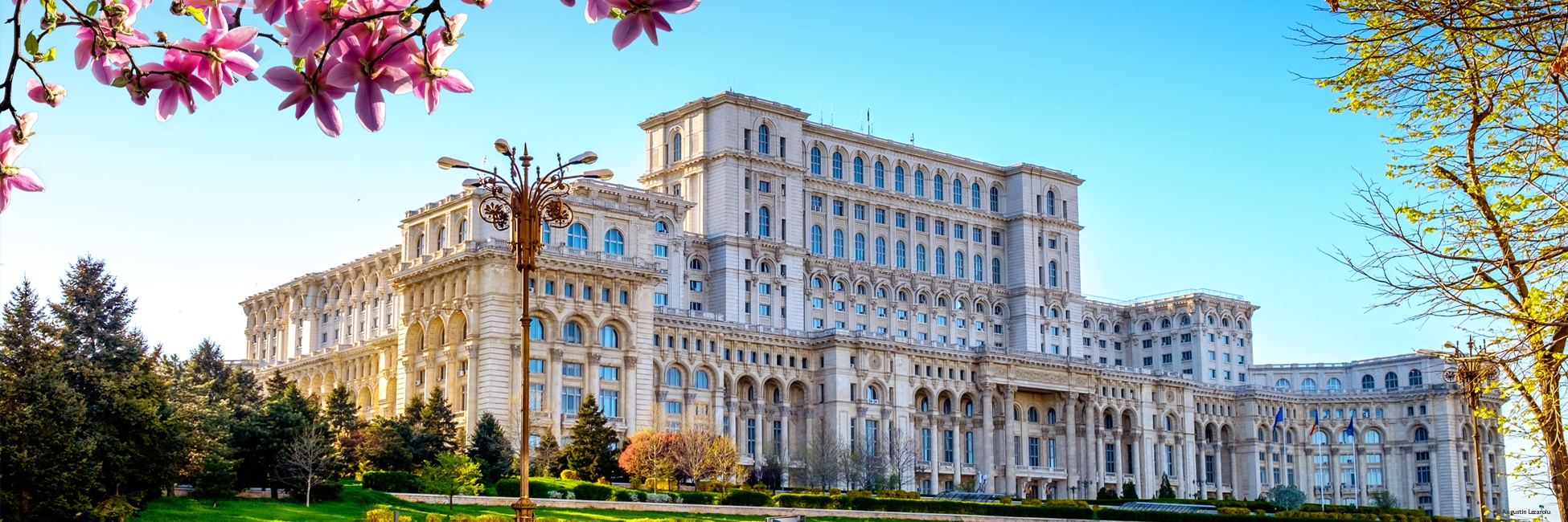 Parlement de Bucarest, Roumanie