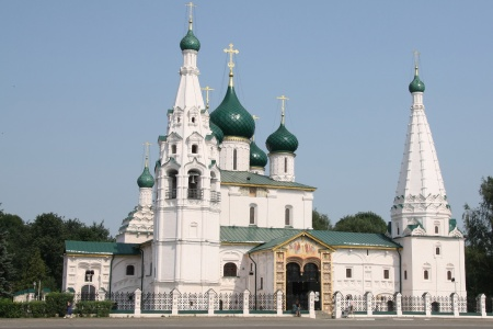 Iaroslavl en Russie