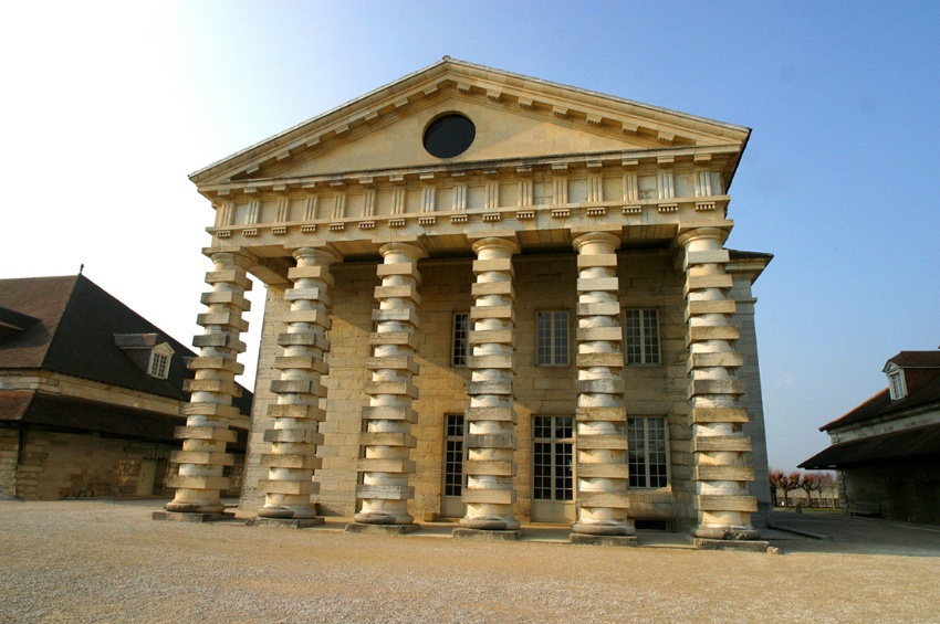 The Royal Saltworks of Arc et Senans