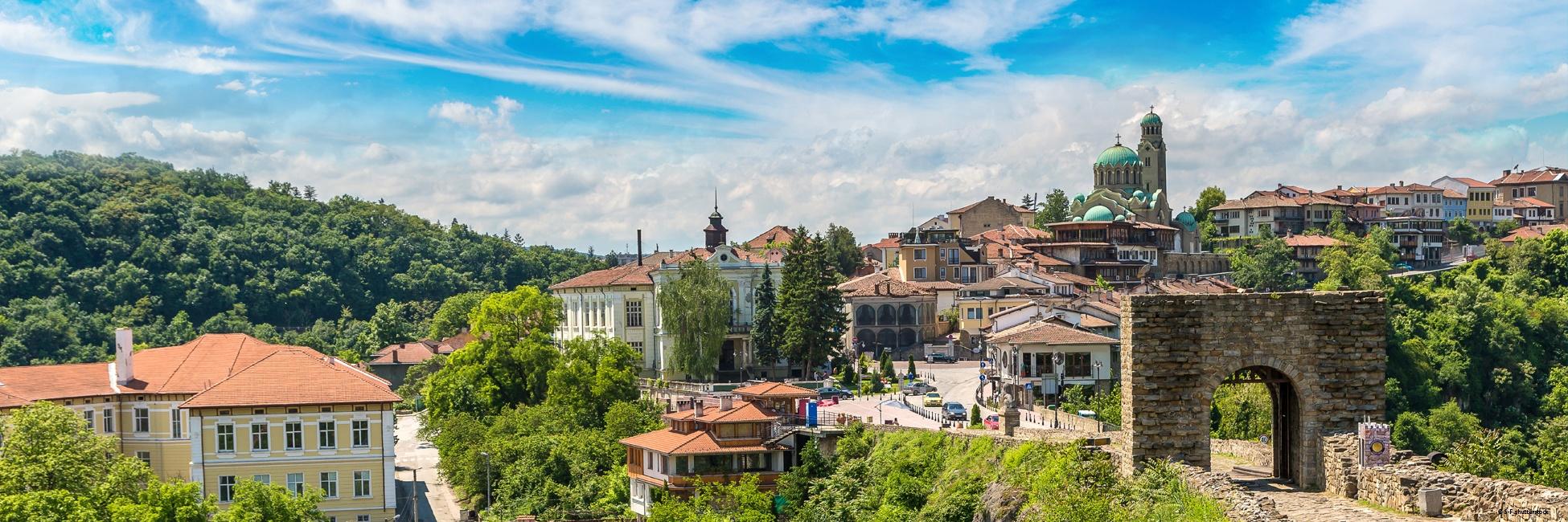 Veliko Tarnovo, Bulagarie